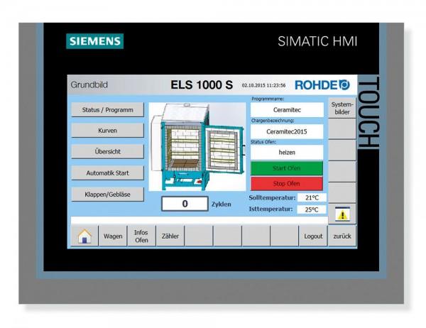 Siemens S7-1200 mit Panel TP 700