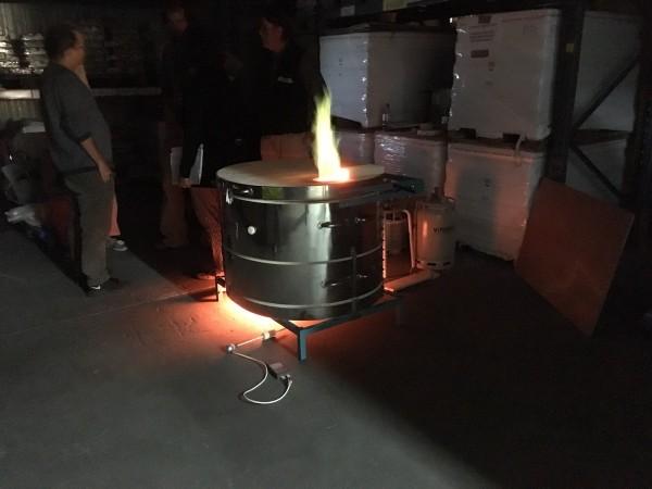 A fiery ROHDE hands-on seminar at Lehmhuus (CH)