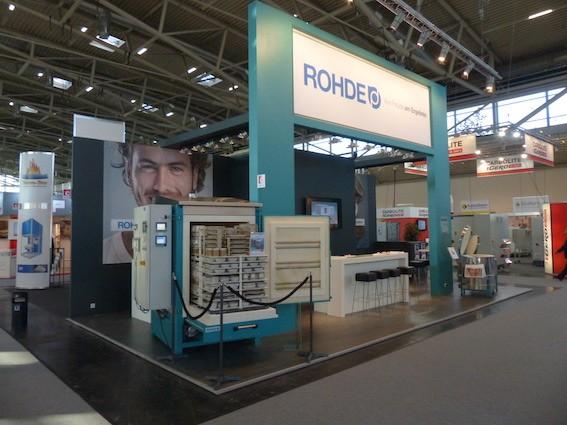 ROHDE Messe-Beteiligungen 2016