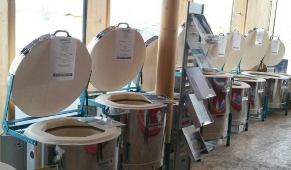 Hausmesse bei Keramik-Kraft in Bad Vöslau
