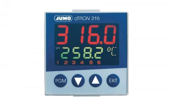 JUMO dTRON 316