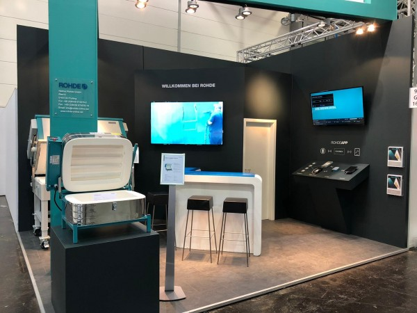 REVIEW: ROHDE at Glasstec 2018