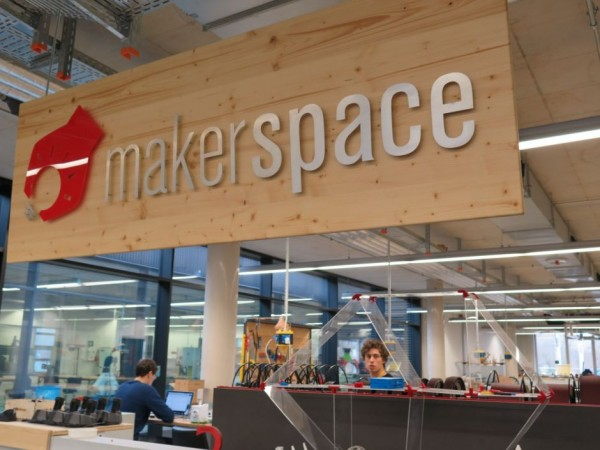 Cooperation with MakerSpace in Garching