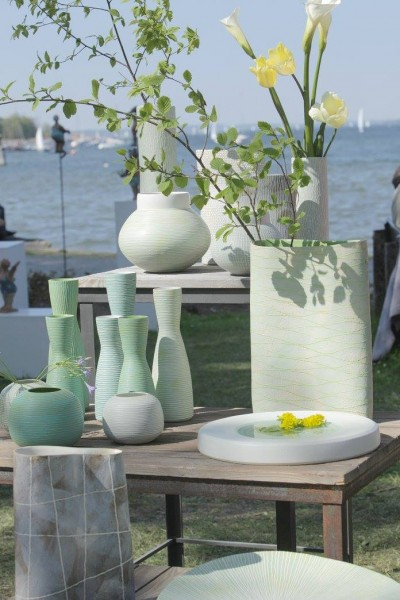 ROHDE at the Diessen Pottery Market at the Ammersee
