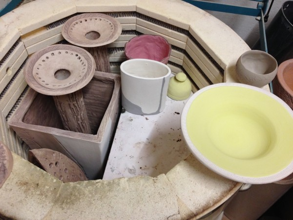 Töpferkurs bei Keramik Gömmel in Siegsdorf Teil 2