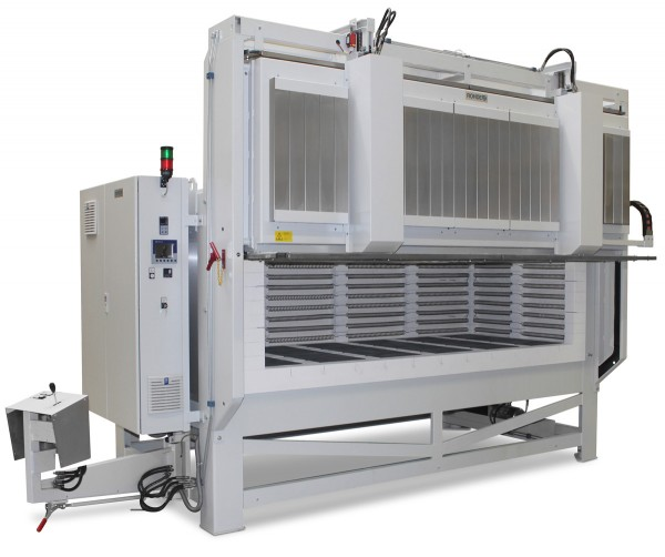 Preheating Furnace ME 1600/11