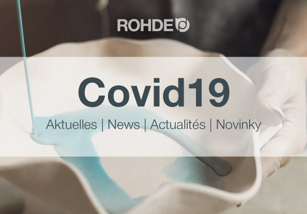 We are still available for you - current information about the coronavirus (COVID-19)