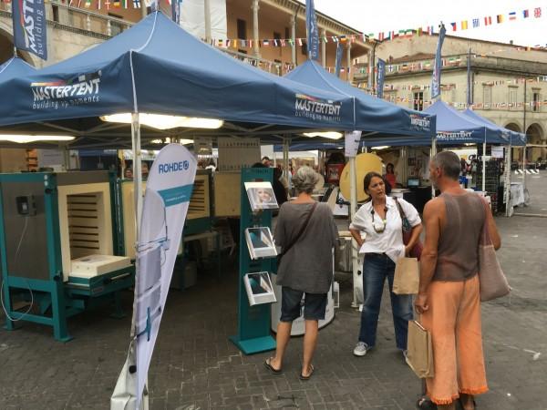 Argillà Keramik-Festival in Faenza
