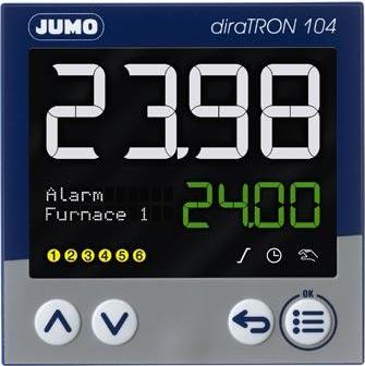 JUMO diraTRON 104